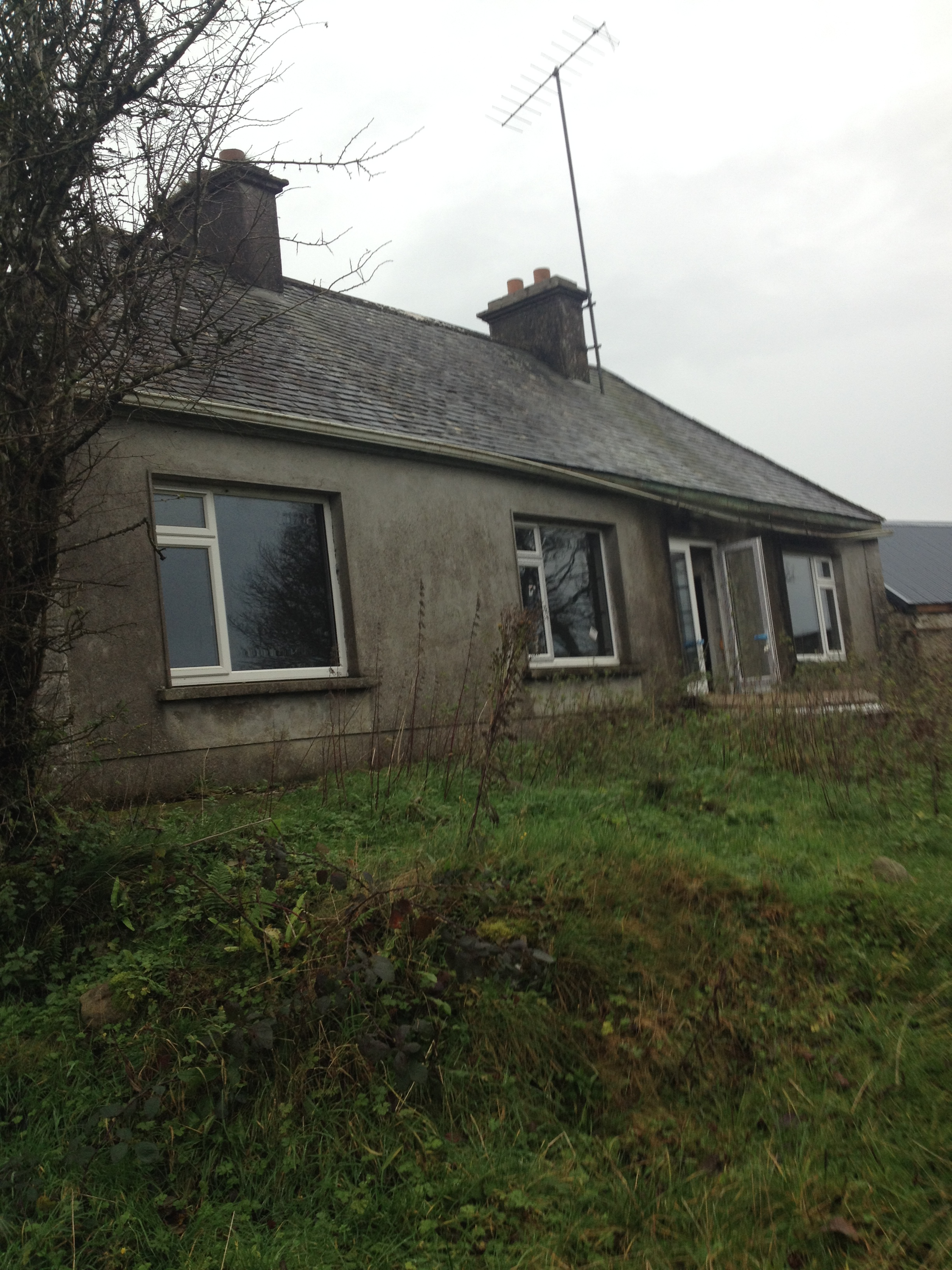 2 Bedroom House, Kinaffe, Swinford