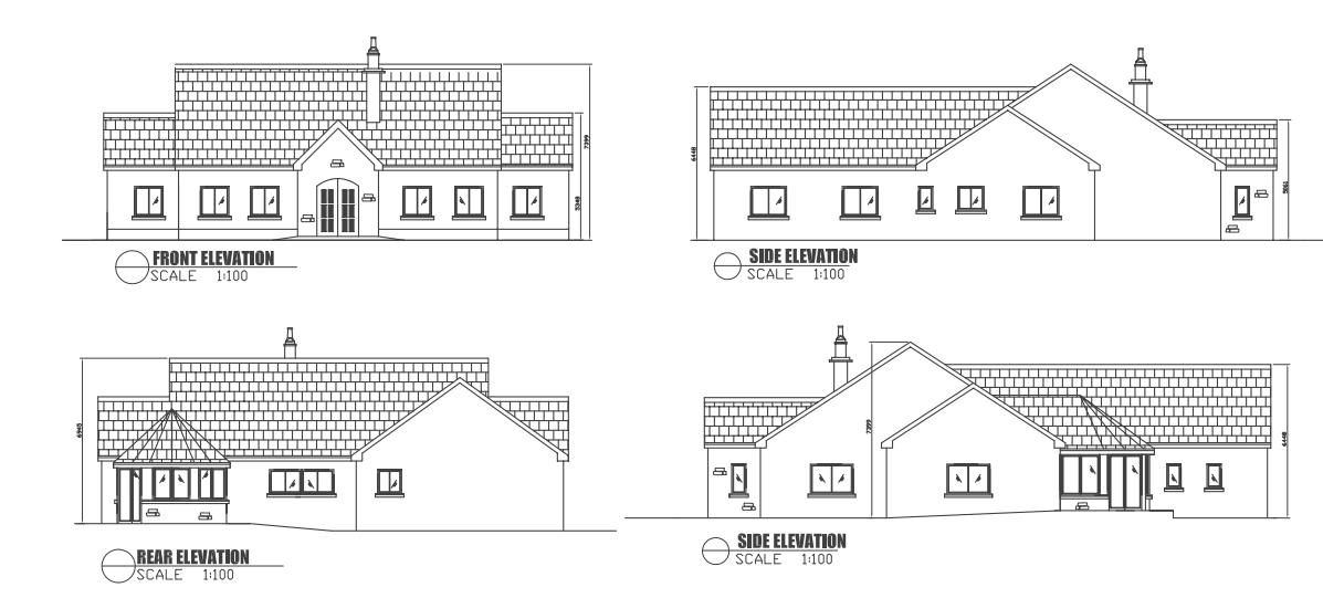 Site with Planning, Killeen, Moylough, Co. Sligo